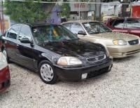 Oportunidad Honda Civic Ex 1998 Americano Con Sonroof