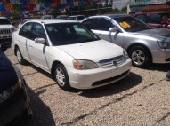 Oportunidad Honda Civic Ferio 2003 Blanco