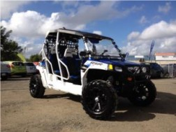 POLARIS RZR4 800 2010 4WD CUSTUMISADO TOTAL