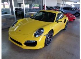 PORSCHE 911 TURBO 2015 3MIL MILLAS PDK