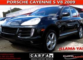 PORSCHE CAYENNE S V8 2009
