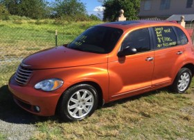 PT cruiser 2007 aut limited
