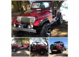 Para la Venta o CK Jeep Wrangler