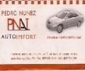 Pedro Nuñez Auto Import
