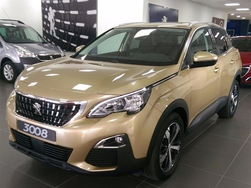 Peugeot 3008 2018
