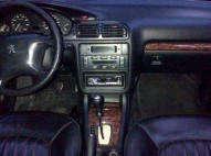 Peugeot 406 2001 mecanico como nuevo