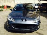 Peugeot 406 2001 rojo