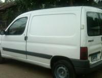 Peugeot Partner 2001 blanca