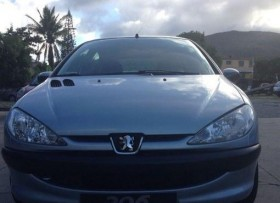 Peugeot 206  2008