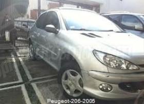 Peugeot 206 2005 3p Xs 5vel 16l Piel