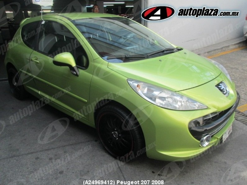 Peugeot 207 2008 3p 207 16 5vel Turbo