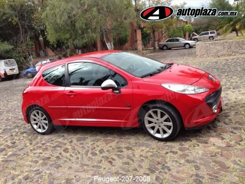 Peugeot 207 2008 3p 207 Rc Turbo 16l
