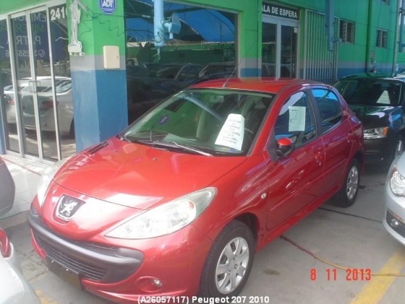 Peugeot 207 2010 3p Compact 14l 5vel