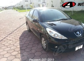 Peugeot 207 2011 5p Compact 14l 5vel
