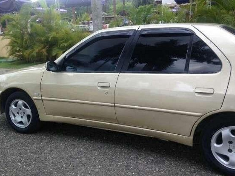 Peugeot 306 2002 mec