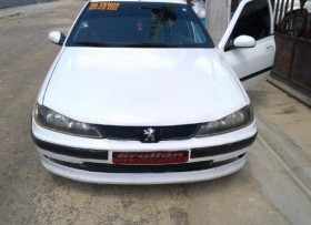 Peugeot 406 2000 Blanco