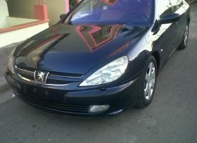 Peugeot 607 2004 2003