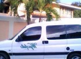 Peugeot partner 2003 blanca