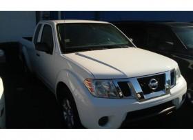 Pickup nissan frontier 2012