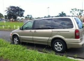 Pontiac Montana Mini Van 1999