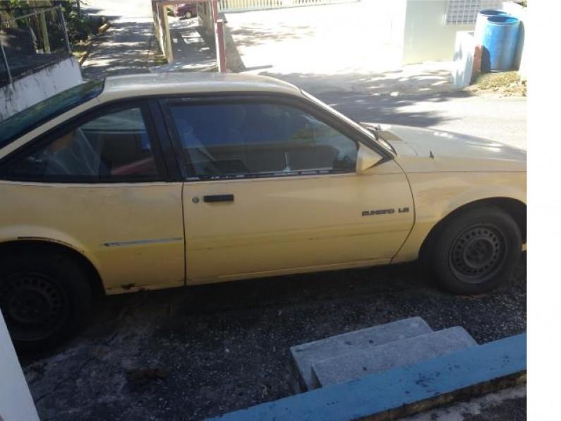 Pontiac Sunbird 92