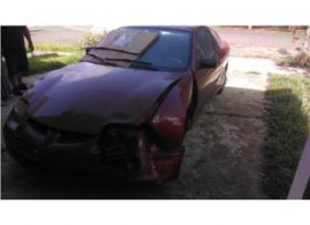Pontiac Sunfire 2001