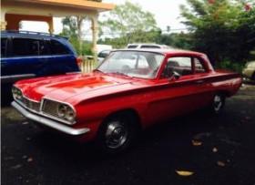 Pontiac Tempest ′62