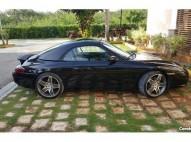 Porsche 911 2001 Carrera Convertible