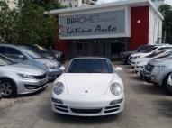 Porsche 911 Cabriolet 2007