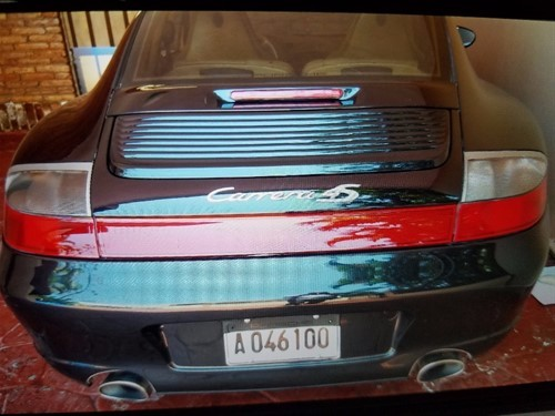 Porsche 911 Carrera 4 S 2002