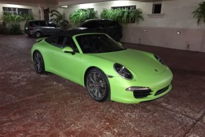 Porsche 911 Carrera 4 S 2012