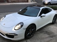 Porsche 911 Carrera 4 S 2014