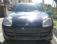 Porsche Cayenne Turbo 2005 En Santiago