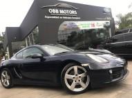 Porsche Cayman 2015