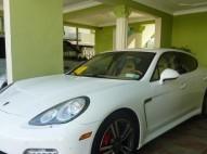 Porsche Panamera 4 S 2011