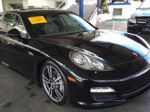 Porsche Panamera S 2011