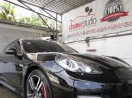 Porsche Panamera Turbo 2010