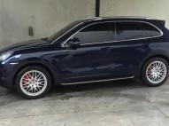Porsche cayene turbo 2011