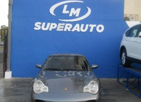 Porsche 911 Bi Turbo 2003