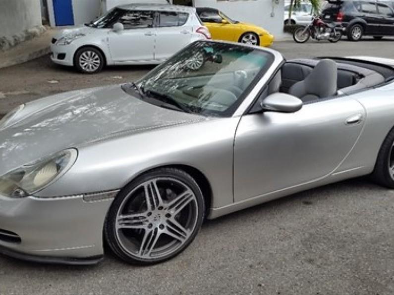 Porsche 911 Cabriolet 2001
