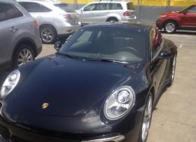 Porsche 911 Carrera 4 S 2013