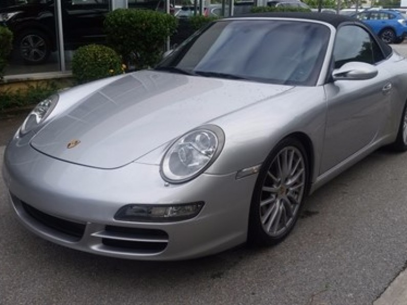 Porsche 911 Carrera S 2006