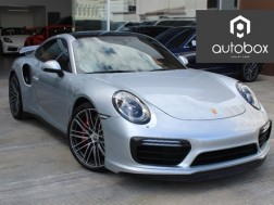 Porsche 911 Turbo 2017