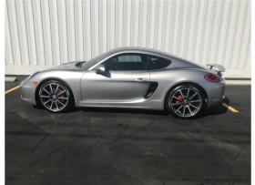 Porsche Approved Cayman S 2014