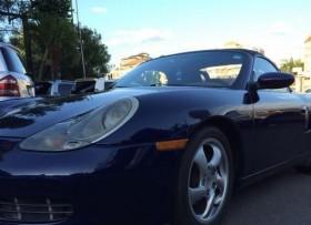 Porsche Boxster2001