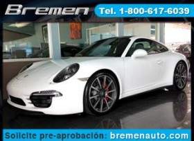 Porsche Carrera 4S 2014 -Como Nuevo