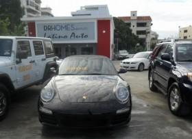 Porsche Carrera Cabriolet 2009
