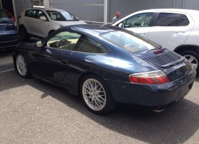 Porsche Carrera S 1999