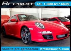 Porsche Carrera S 2011