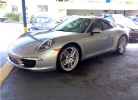 Porsche Carrera S 2012